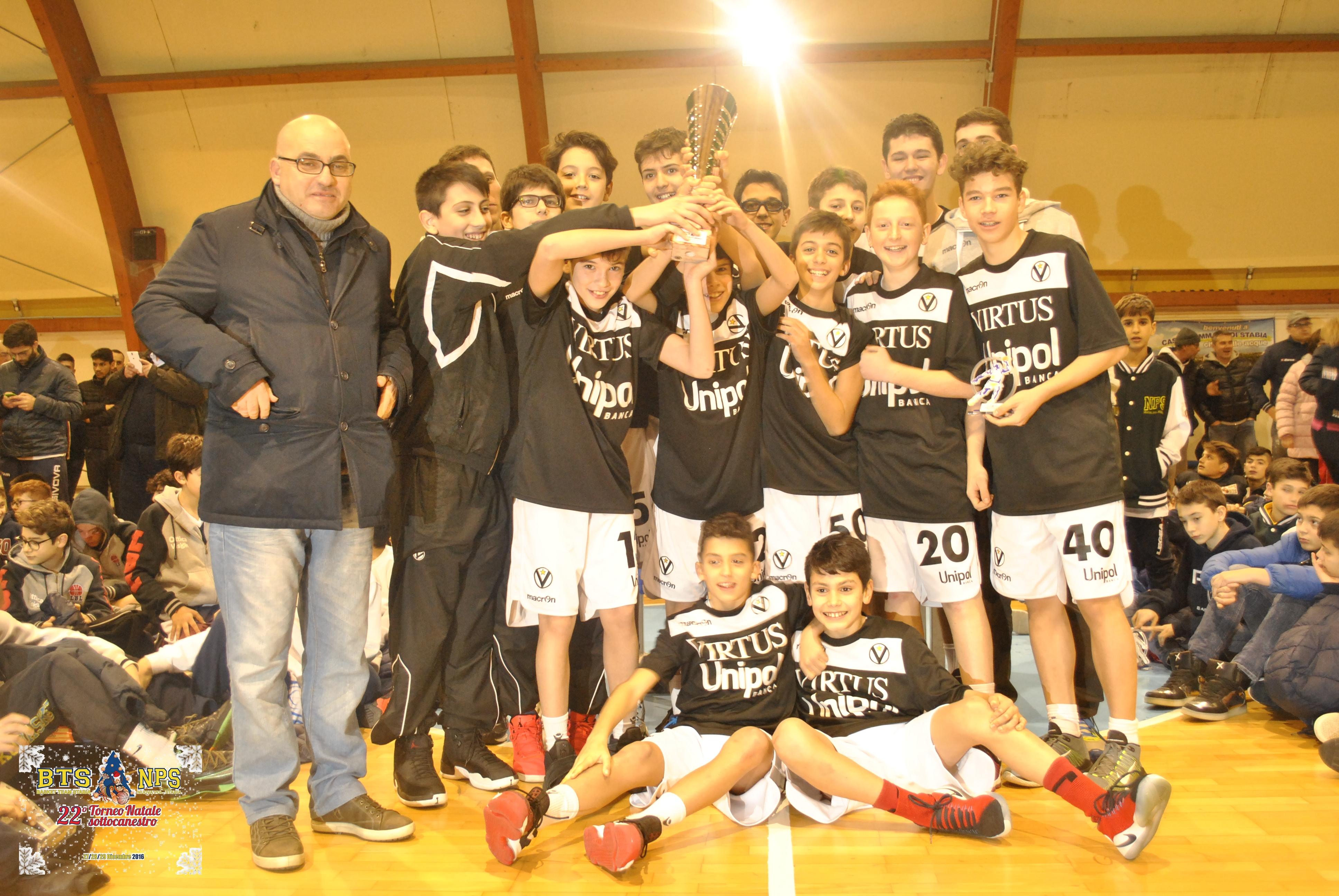 virtus-pallacanestro-bologna-trionfa-al-torneo-natale-sottocanestro